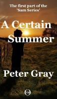 A Certain Summer (Paperback)
