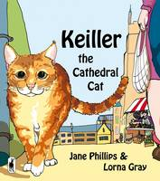 Keiller the Cathedral Cat