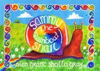 Sammy the Rainbow Snail (Paperback)