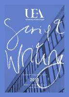 UEA Creative Writing Anthology Scriptwriting 2013