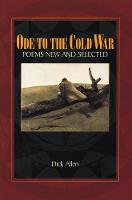 Ode to the Cold War: Poems New and Selected (Hardback)