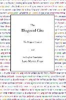 The Bhagavad Gita: The Original Sanskrit and An English Translation (Paperback)