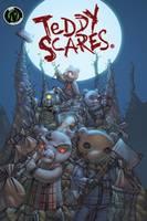 Teddy Scares Volume 1 (Paperback)