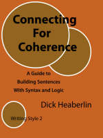 Connecting for Coherence (Paperback)