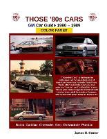 Those 80s Cars - GM (Paperback)