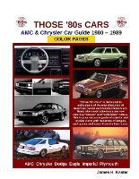 Those 80s Cars - AMC & Chrysler (Paperback)
