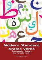 Modern Standard Arabic Verbs (Paperback)