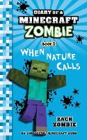 Diary of a Minecraft Zombie: Book 3 (Paperback)