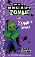 Diary of a Minecraft Zombie Book 4 (Paperback)
