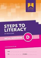 Steps to Literacy Initial - Workbook D (Paperback)