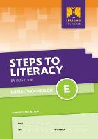 Steps to Literacy Initial - Workbook E (Paperback)
