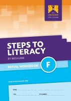 Steps to Literacy Initial - Workbook F (Paperback)