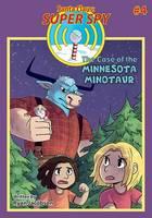 The Case of the Minnesota Minotaur: Santa Claus: Super Spy (Paperback)