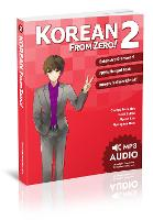 Korean from Zero!: Book 2 (Paperback)