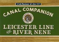 Pearson's Canal Companion : Leicester Line & River Nene (Paperback)