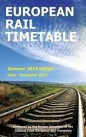 European Rail Timetable: Summer 2014