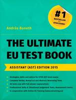The Ultimate EU Test Book 2015 (Paperback)