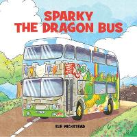 Sparky the Dragon Bus (Paperback)