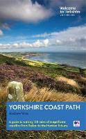 Yorkshire Coast Path: A guide to walking 120 miles of magnificent coastline from Redcar to the Humber (Paperback)