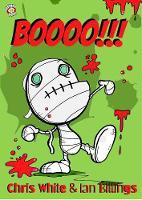 BOOOO!!!: Ghoulish Poems (Paperback)