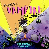THERE'S A VAMPIRE IN MY BEDROOM (Paperback)