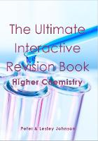 The Ultimate Interactive Revision Book Higher Chemistry (Paperback)