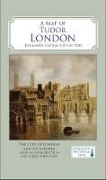 A Map of Tudor London: England's Capital City in 1520 - Town & City Historical Maps (Sheet map, folded)