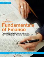 Fundamentals of Finance: Financial institutions and markets, personal finance, financial management (Paperback)