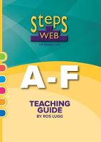 Stepsweb A-F Teaching Guide (Paperback)