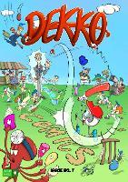 Dekko Comics - Issue Seven: Issue Seven 7 - Dekko Comics 7 (Paperback)