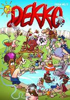 Dekko Comics - Issue Nine: Issue Nine 9 - Dekko Comics 9 (Paperback)