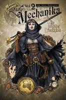 Lady Mechanika Volume 2: Tablet of Destinies (Paperback)