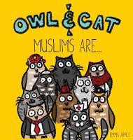 Owl & Cat: Muslims Are... - Owl & Cat 5 (Hardback)