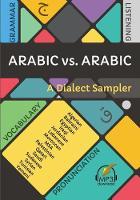 Arabic vs. Arabic: A Dialect Sampler (Paperback)