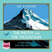 The Moth and the Mountain (CD-Audio)