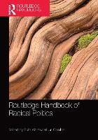 Routledge Handbook of Radical Politics (Paperback)