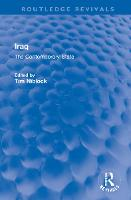 Iraq: The Contemporary State - Routledge Revivals (Hardback)