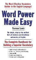 Word Power Made Easy: The Complete Handbook for Building a Superior Vocabulary (Paperback)