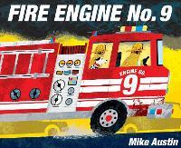 Fire Engine No. 9 (Board book)