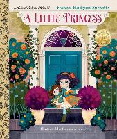 A Little Princess - Little Golden Book (Hardback)