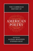 The Cambridge History of American Poetry (Hardback)