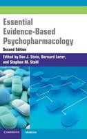 Essential Evidence-Based Psychopharmacology (Hardback)