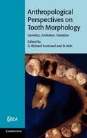 Cambridge Studies in Biological and Evolutionary Anthropology: Anthropological Perspectives on Tooth Morphology: Genetics, Evolution, Variation Series Number 66 (Hardback)