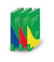 Advances in Economics and Econometrics 3 Volume Hardback Set: Theory and Applications, Tenth World Congress - Econometric Society Monographs