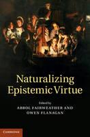 Naturalizing Epistemic Virtue (Hardback)