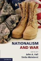 Nationalism and War (Hardback)