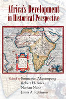 Africa's Development in Historical Perspective (Hardback)
