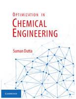 Optimization in Chemical Engineering (Hardback)