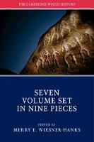 The Cambridge World History 7 Volume Hardback Set in 9 Pieces - The Cambridge World History