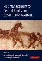 Risk Management for Central Banks and Other Public Investors (Paperback)